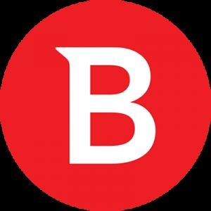 bit defender logo circle